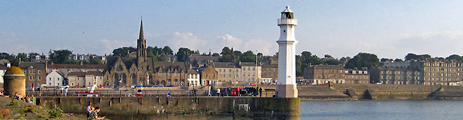 Photo of Newhaven Harbour lighthouse