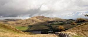 Photo of the Pentland Hills