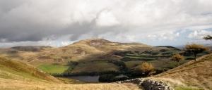 Photo of the Pentland Hills
