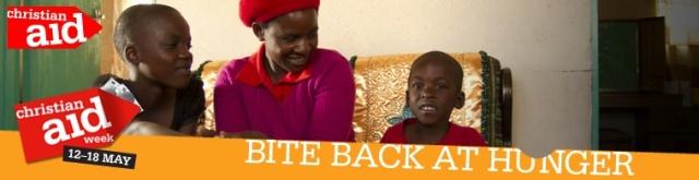 Christian Aid Week 2013 banner