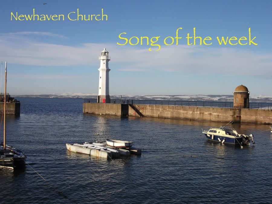 Newhaven Church Song of the week - Photo of Newhaven Harbour