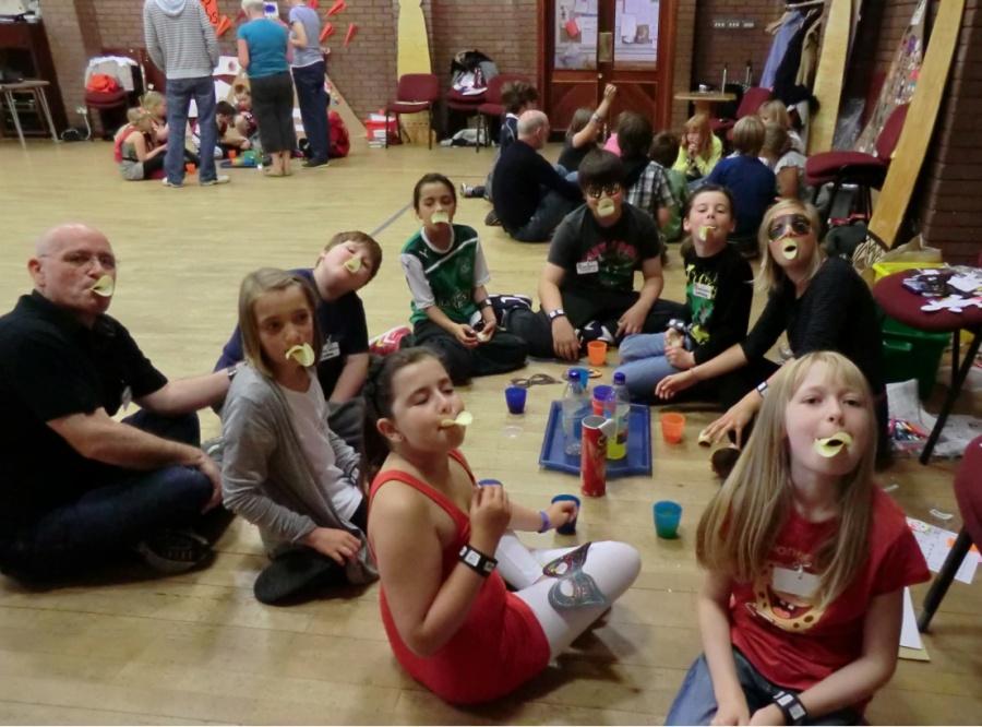 Leith Churches Holiday Club 2011