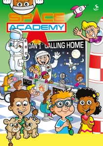 Leith Churches Holiday Club - Space Academy 2013 poster
