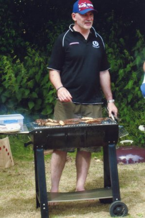 Photo of our 2011 BBQ